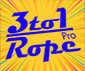 3 to 1 Rope Pro